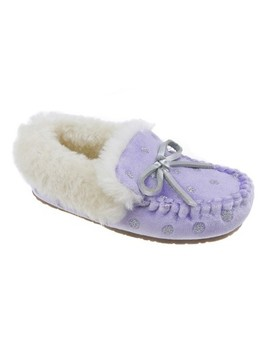 Toddler Girls' Medora Moccasin Slipper   Cat & Jack™ by Cat & Jack™