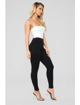 Up To No Good High Rise Skinny Jeans   Black by Fashion Nova