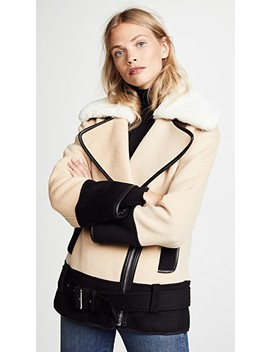 Rismah Coat by Club Monaco