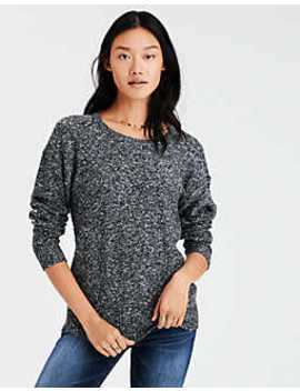 Ae Open Back Pullover Sweater by American Eagle Outfitters