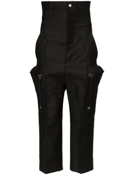 Cargo Trousers by Rick Owens