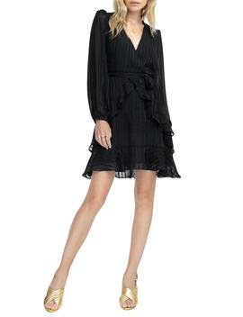 Ruffle Front Dress by Astr The Label