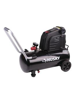 8 G 150 Psi Hotdog Air Compressor by Husky