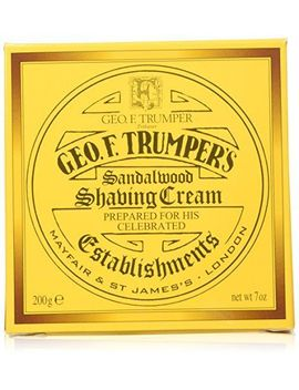 Geo F. Trumper Sandalwood Soft Shaving Cream Jar by Geo.F. Trumper