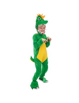 Boo! Inc. Jurassic Dinosaur Children's Halloween Costume | T Rex Dino Suit For Kids by Boo! Inc.