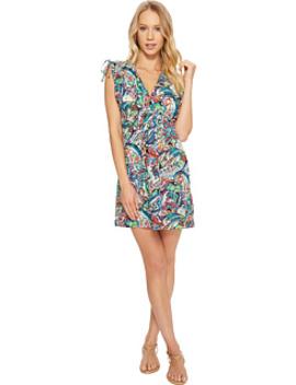 Cabana Paisley Farrah Dress Cover Up by Lauren Ralph Lauren