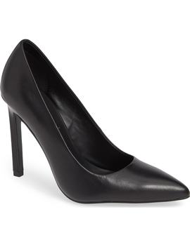 Paige Pointed Toe Pump by Calvin Klein Jeans