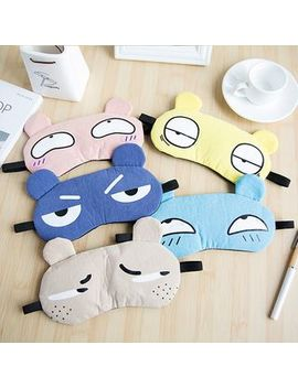 Eranso   Cartoon Eye Mask by Eranso
