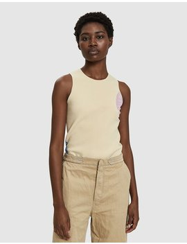 Arp Knit Tank by Nomia