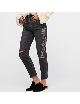 One Teaspoon Royal Rock Embroidered Legend Jeans by One Teaspoon