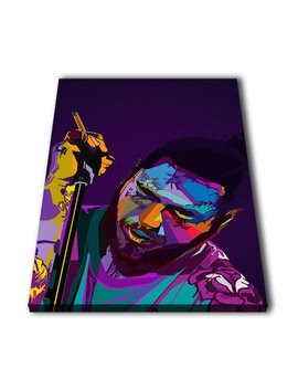 Post Malone Musicain Wpap Canvas Giclee Print Painting Picture Wall Art Split Canvases Home Decorations, Gifts by Etsy