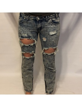 One Teaspoon Cobain Skinny Jeans by One Teaspoon