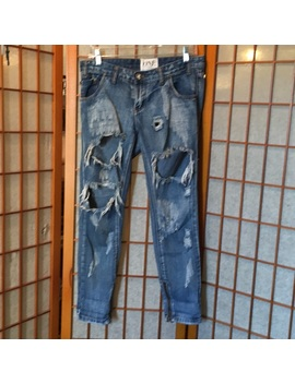 Super Hot One Teaspoon Trashed Free Bird Jeans by One Teaspoon