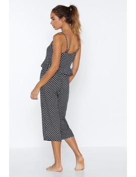 Love Shack Polka Dot Set by Nasty Gal