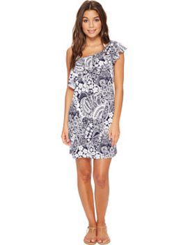Paisley Paradise Off The Shoulder Swim Dress Cover Up by Tommy Bahama