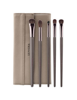 Sephora Collection Eyes: Uncomplicated Brush Set by Sephora Accessories