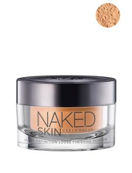 Naked Skin Ultra Definition Loose Finishing Powder   Medium by Urban Decay