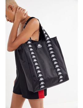 Kappa Authentic Jacquard Tote Bag by Kappa