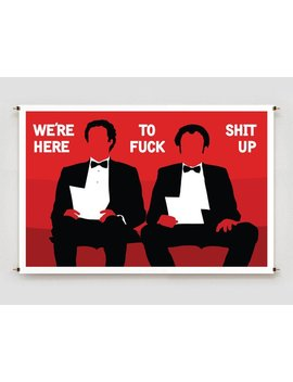 "Step Brothers Tuxedos Art Print / Poster   "" 11"" X 17"" by Etsy"