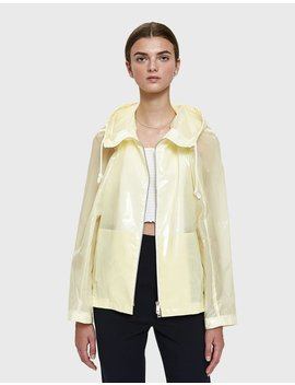 Extreme Zip Up Jacket by Jil Sander