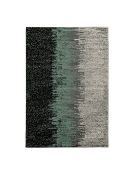 Woodbury Lava Loomed Rug   Linon by Linon