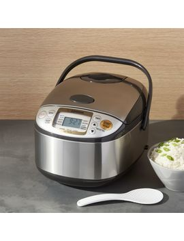Zojirushi ® 5.5 Cup Rice Cooker by Crate&Barrel