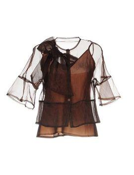 Maison Laviniaturra Silk Shirts & Blouses   Shirts by Maison Laviniaturra