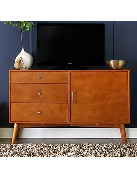 "Forest Gate 52"" Grace Mid Century Modern Tv Console by Bed Bath And Beyond"