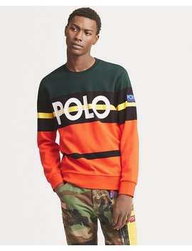 Hi Tech Double Knit Sweatshirt by Ralph Lauren