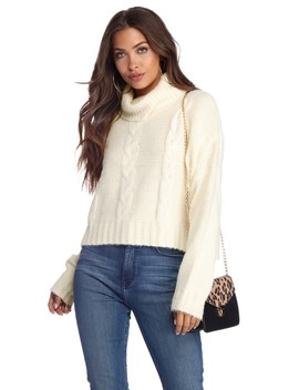 Come On Over Knit Sweater by Windsor