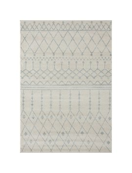 Gracie Oaks Cascio Cream Linen Area Rug & Reviews by Gracie Oaks