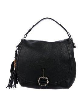 Gucci Techno Horsebit Bag by Gucci