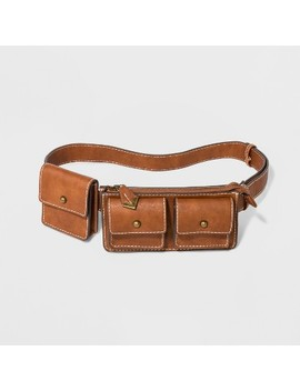 Women's Utility Fanny Pack   Universal Thread™ Cognac by Universal Thread™