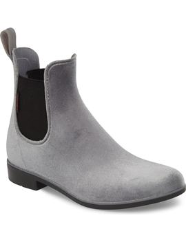 Waterproof Velvet Chelsea Rain Boot by Chooka