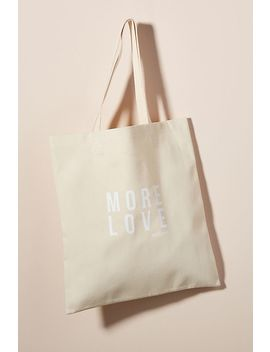 Love Tote Bag by Boutonne