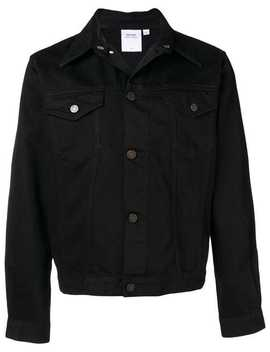 Logo Patch Denim Jacket by Calvin Klein Jeans Est. 1978