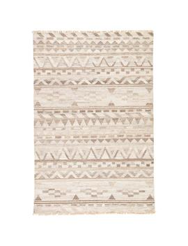 Tapioca 8 Ft. X 10 Ft. Tribal Area Rug by Jaipur Rugs