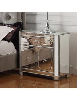 Best Master Furniture 1 Drawer Nightstand & Reviews by Best Master Furniture