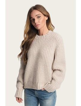 Julie Mock Neck Sweater by Frye