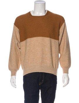 Rykiel Homme Camel And Wool Sweater by Rykiel Homme