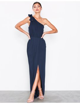 One Shoulder Gown by Nly Eve