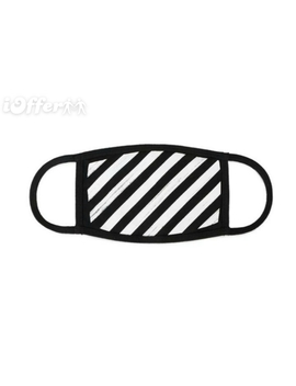 Top! Off Ow White 14aw Neoprene Face Mask 3colors by I Offer