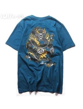 Brand Summer Stussy T Shirt Men Women Tees by I Offer