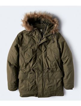 Solid 3 In 1 Parka by Aeropostale