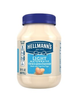 Hellmann's Mayonnaise Light   30oz by Hellmann's