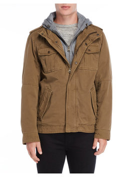 Sherpa Lined Utility Jacket by Levi's
