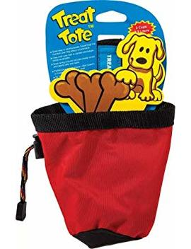 Canine Hardware Treat Tote, Assorted Colors by Canine Hardware