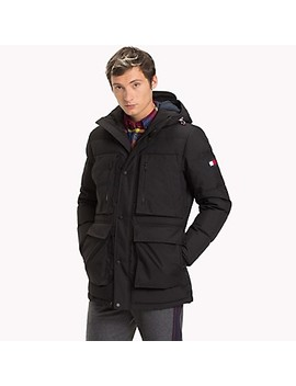 Heavy Canvas Down Parka by Tommy Hilfiger