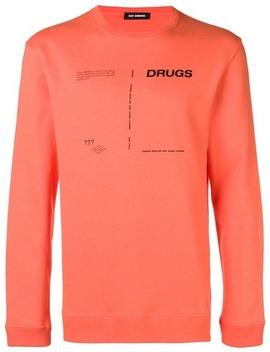 Drugs Sweatshirt by Raf Simons