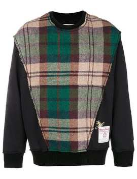 Check Knit Sweater by Vivienne Westwood